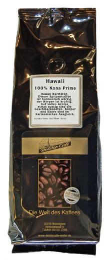 Hawaii – 100% Kona Prime