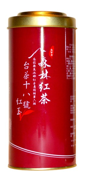 Forest Black Tea – Red Jade