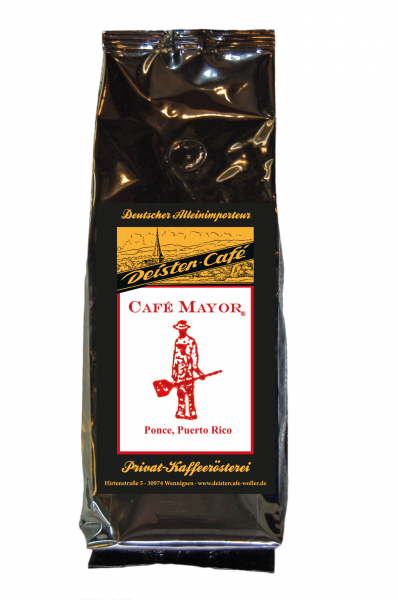 Puerto Rico Kaffee Mayor – Hand Selected Grade 1 Single Estate