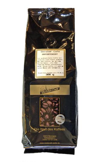 Woller's Kaffee ENTCOFFEINIERT COLUMBIA