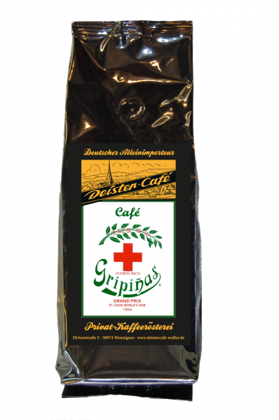 Puerto Rico Kaffee Gripinas – Hand Selected Grade 1 Single Estate