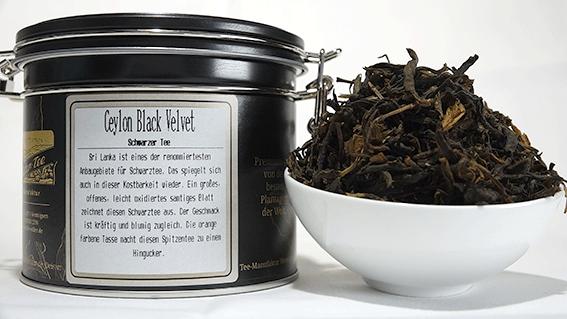 Ceylon Black Velvet